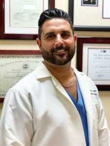 Dr. Daniel Fenton